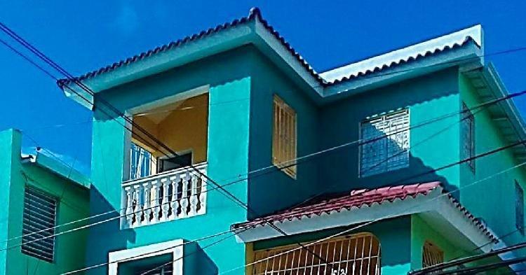 2 buildings of 3 levels in Santiago, Dominican Republic