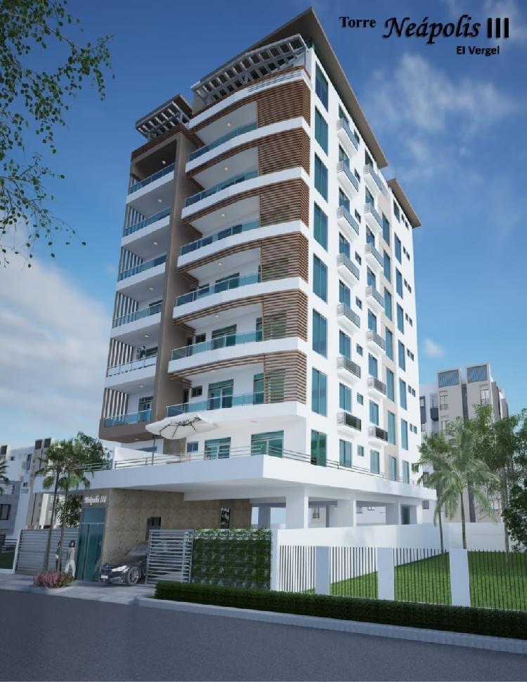 Seekers vende en construcción apartamentos en El Vergel