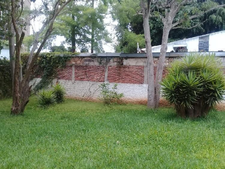 Casa en Vista Hermosa 1, en zona 15 tres habitaciones