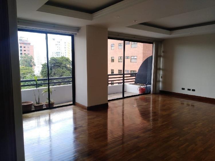 RENTA de apartamento en Edificio San Ignacio Zona 10