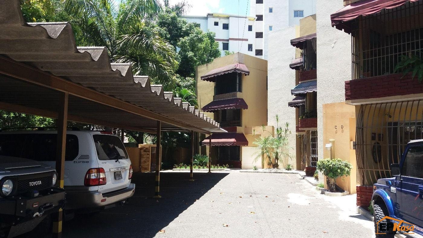 Apartamento de venta en Las Trinitaria, Santiago