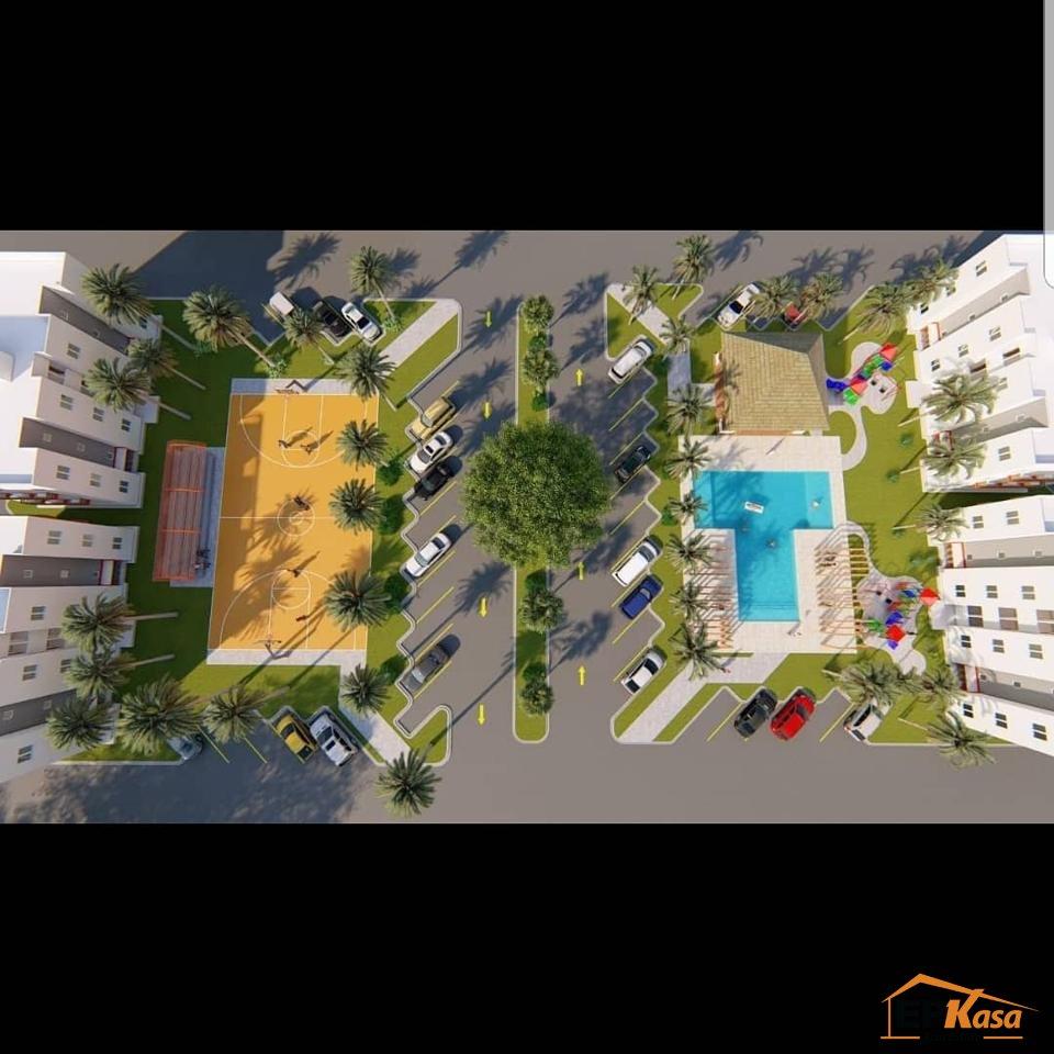 Proyecto de Apartamentos de 63 mts de Venta en Santiago