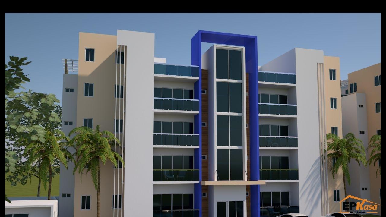 Apartamento de Venta en Villa Maria, 140mts en Santiago