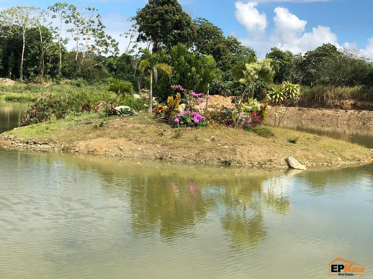 Terreno en prestigioso proyecto con Lago en Jarabacoa