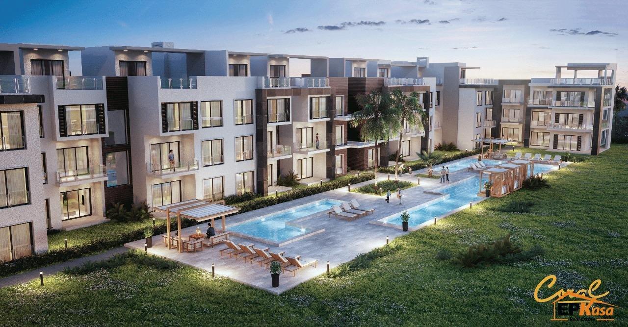 Exclusivo Proyecto en Punta Cana, Club de Playa privado