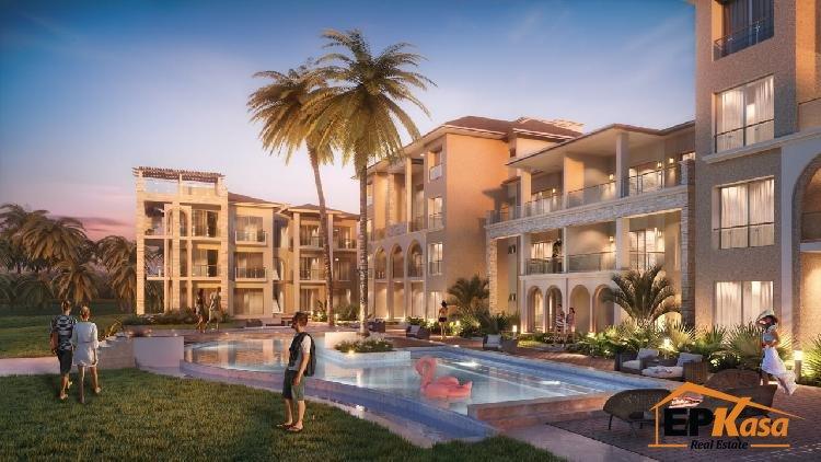 Apartamentos en exclusivo proyecto con vista al mar