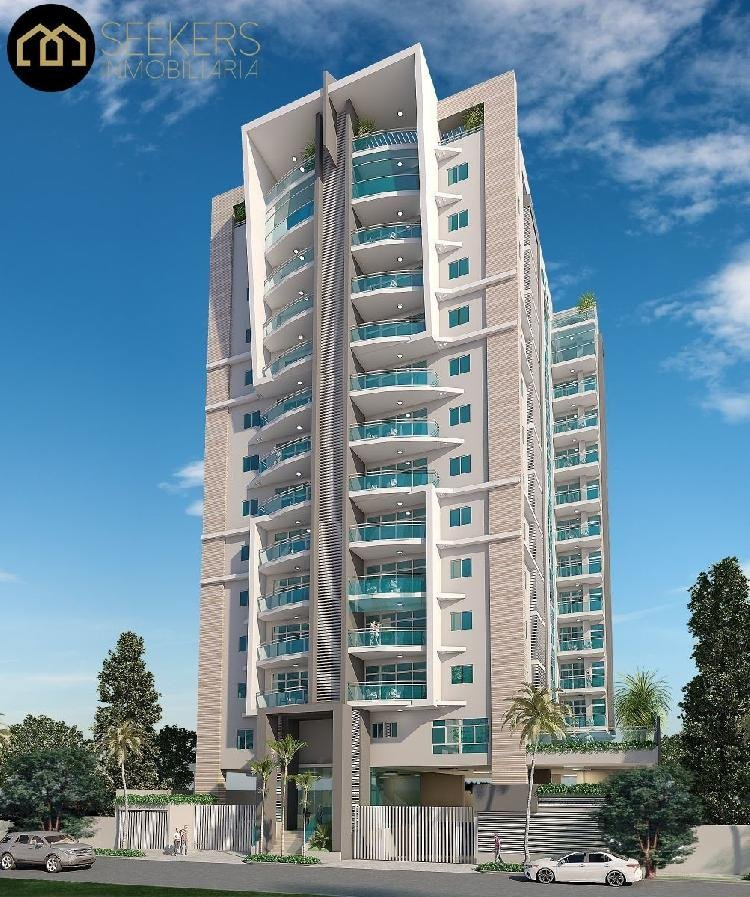 Seekers vende apartamentos en una moderna torre en Naco