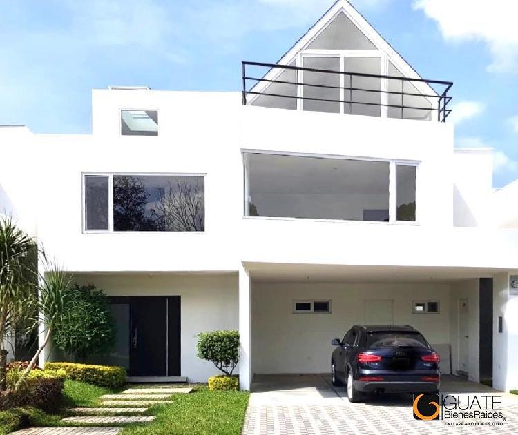 Casa en venta en Campo de San Isidro ll  z.16