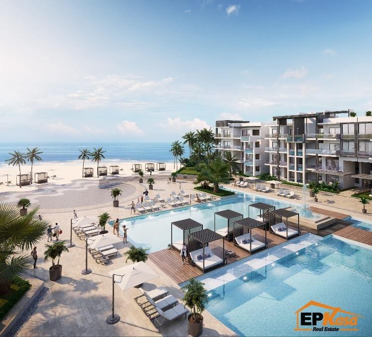 Apartamentos en primera Linea de Playa Punta Cana R.D