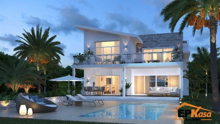 Villa de venta en Cap Cana, Las Palmas, Punta Cana