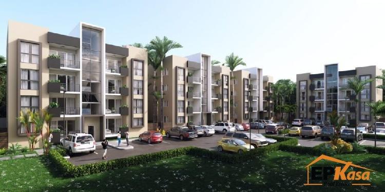 Apartamentos en venta en Residencial Blanco