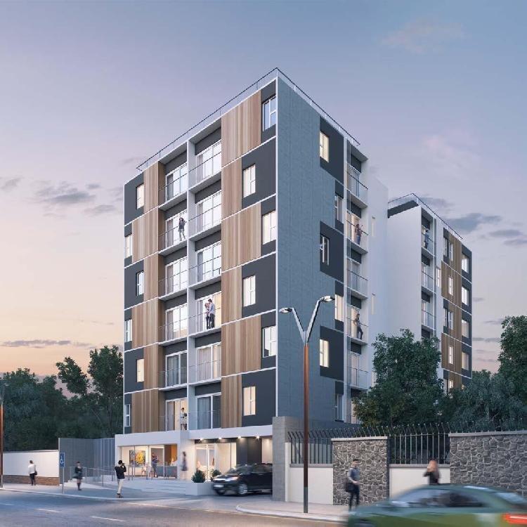 Apartamentos modernos cerca de todo - Santeli  zona 12