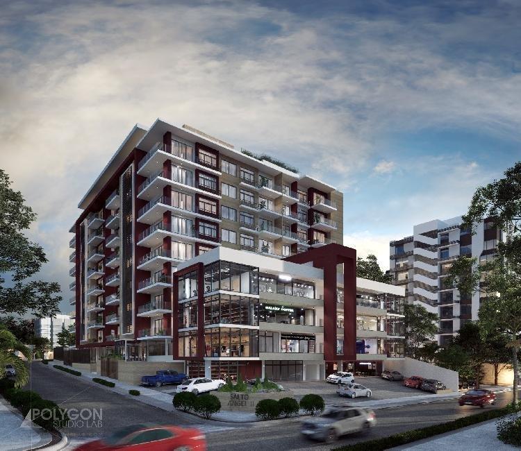 Apartamentos en venta en Gazcue al lado de Unibe