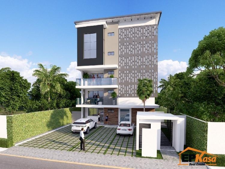 Apartamento de venta en Villa Olga Santiago Rep. Dom.