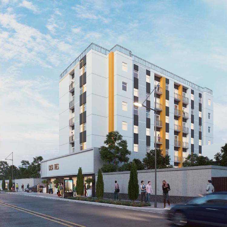 Apartamentos en venta ubicados en zona 3