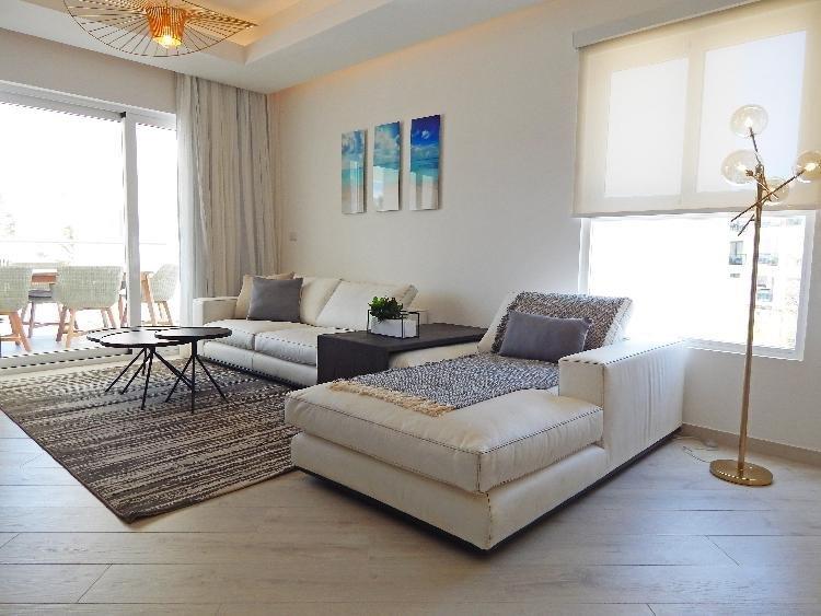 Apartamento de 2 habitaciones en Playa coral