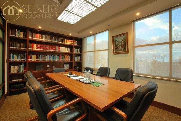 Oficina en venta en Edificio Empresarial en Piantini