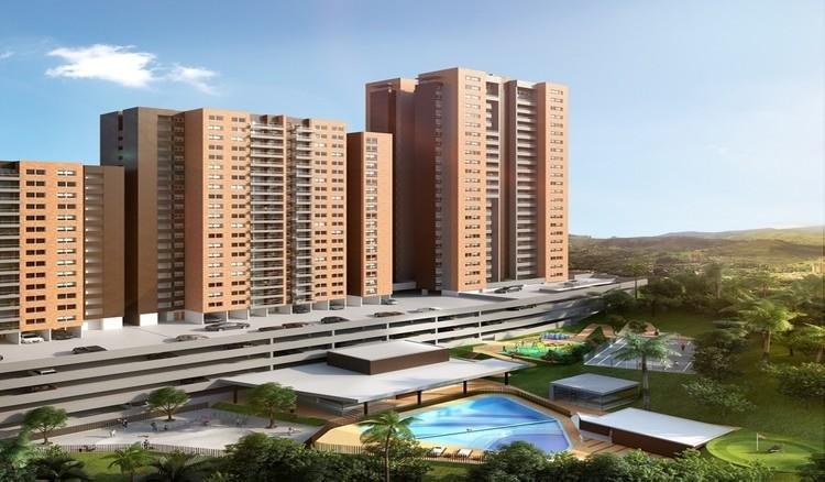 Brand New Apartment - San José Sabaneta, Fidelena Park