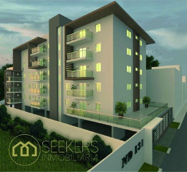 En venta apartamento de 2 habitaciones,  en Alma Rosa