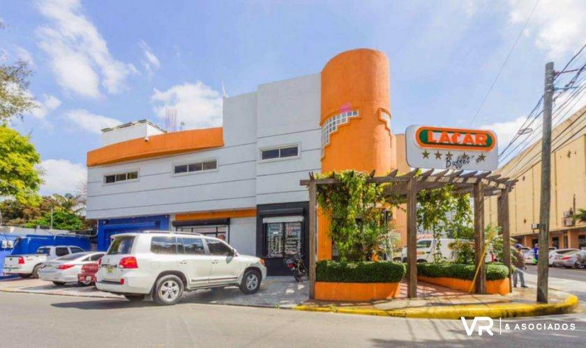 EDIFICIO COMERCIAL LOS JARDINES