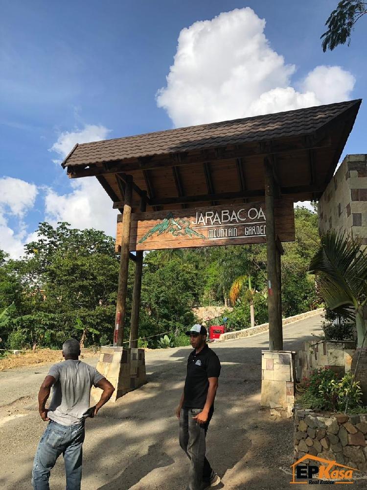 Solar entre montañas en Pedregal, Jarabacoa