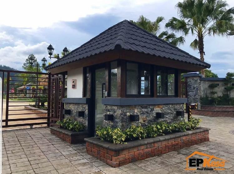 Solar de Venta en residencial exclusivo de Jarabacoa