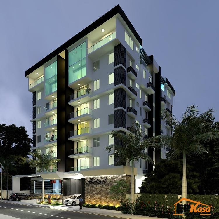 Penthouse en Villa Maria Santiago con piscina