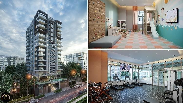 Venta de apartamento en moderna torre por Seekers