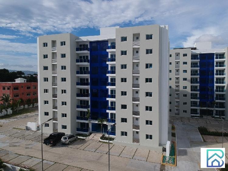 Apartamento en Renta en Moderna Torre en Santiago