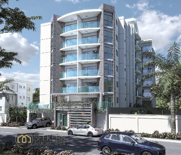 Vendo apartamento  en el Millon, Santo Domingo, RD