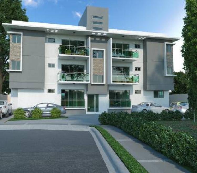 Proyecto de apartamentos en Altos de Arroyo Hondo II