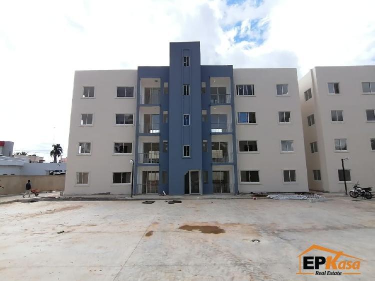 Apartamentos económicos en venta en Licey Al Medio.