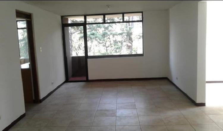 Apartamento en renta, zona 15. 3 habitaciones.