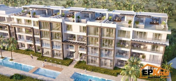 Apartamentos Exclusivos frente a la playa, Punta Cana
