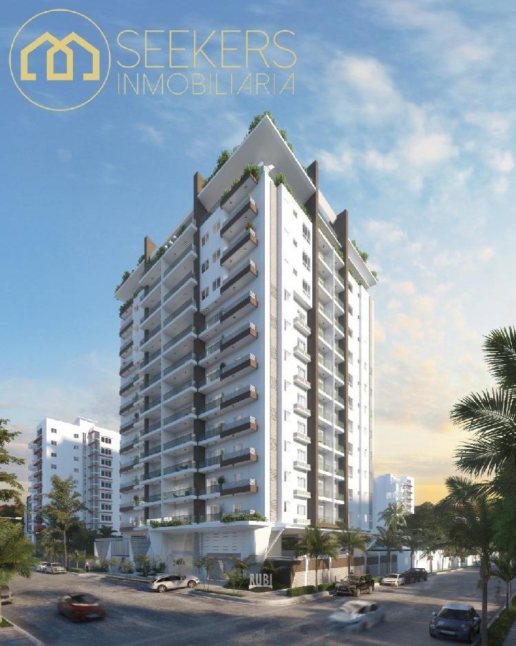 Apartamentos en construcción en La Julia