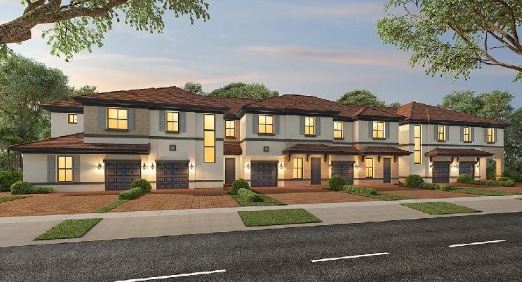 LENNAR'S EVERYTHING'S INCLUDED SINGLE FAMILY