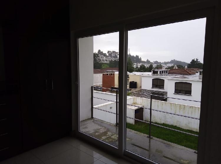 Casa en renta,  Condominio exclusivo en CAES