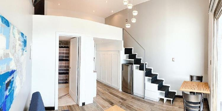 Apartamento tipo loft de una habitación Vista Hermosa 3