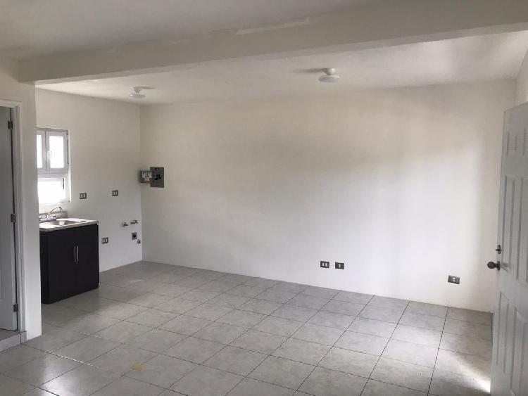 Apartamento tipo estudio en zona 16