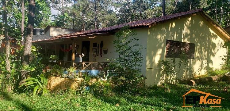 Casa rustica de venta en Jarabacoa