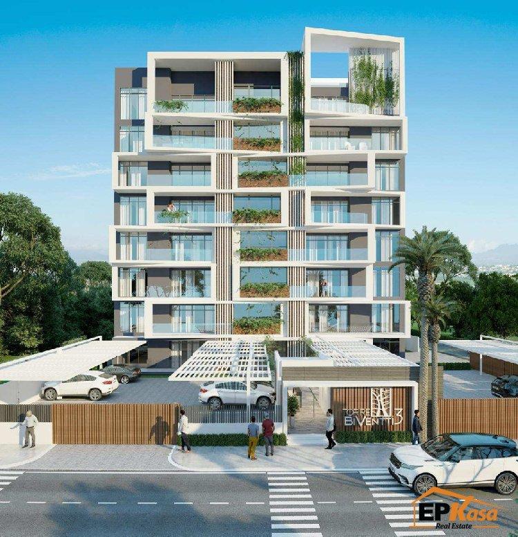 Apartamentos en venta en Torre BIVENTTI III, Santiago