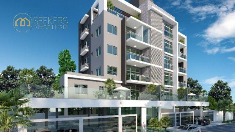 Apartamento en venta de 1 habitación Mirador Norte