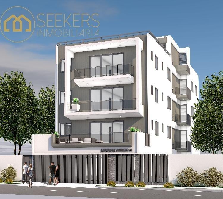 Vendo apartamento de 2 habitaciones en Los Jardines Sur
